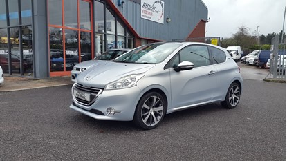 Picture of PEUGEOT 208 VTI LTD EDITION 2013