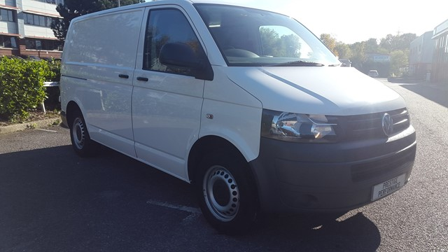 Picture of VW TRANSPORTER T5.1 2012