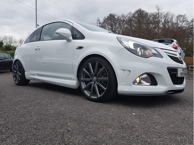 Picture of VAUXHALL CORSA NURBURGRING 2013