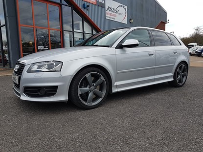 Picture of AUDI S3 SPORTBACK BLACK EDITION 2012