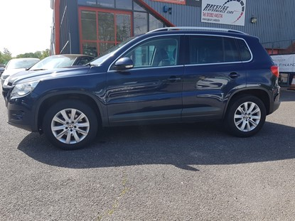 Picture of VW TIGUAN 2.0 TDI 4 MOTION 2011