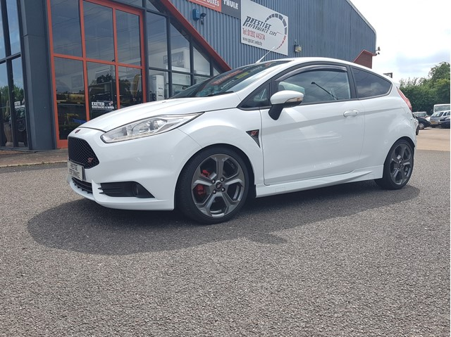Picture of FORD FIESTA ST3 MOUNTUNE 2015