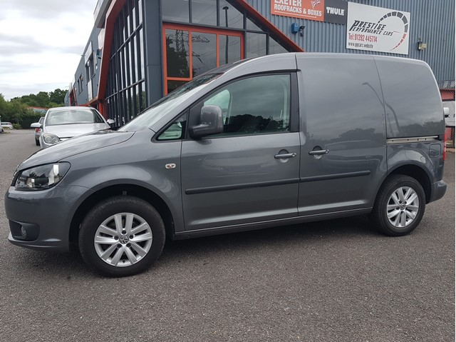 Picture of VW CADDY  HIGHLINE 2014