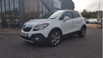 Picture of VAUXHALL MOKKA SE NAV SPEC