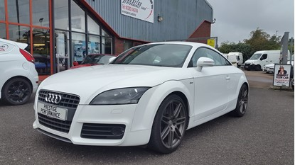 Picture of AUDI TT S LINE SPECIAL EDITION