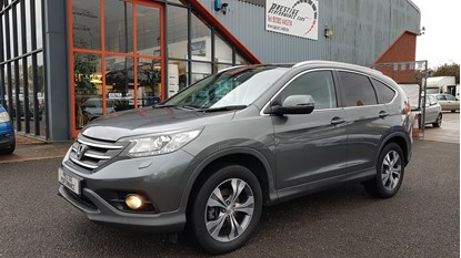 Picture of HONDA CRV 2.2 I-DTEC EX