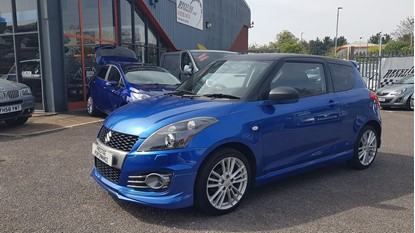 Picture of SUZUKI SWIFT SPORT 2015