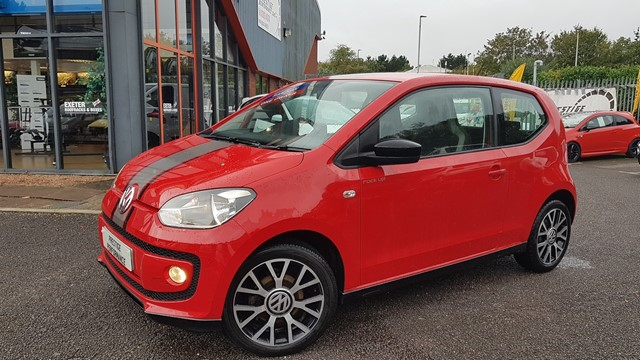 Picture of VW UP! ROCK UP 2013