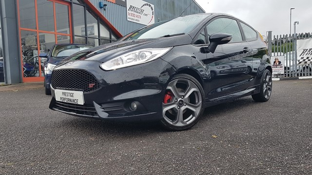 Picture of FORD FIESTA ST-3 2016