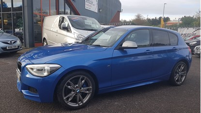 Picture of BMW 125D M SPORT STEP 2014