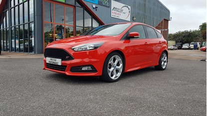 Picture of FORD FOCUS ST-2
