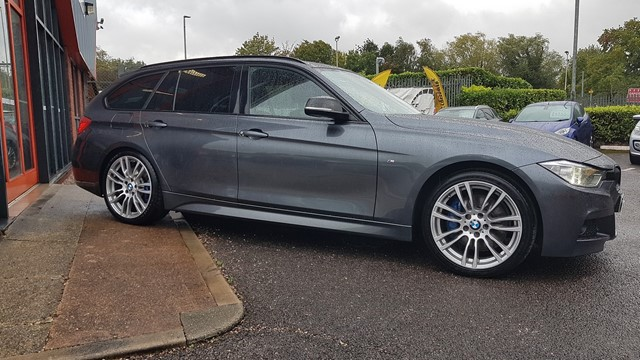 Picture of BMW 320d M-SPORT TOURING 2015