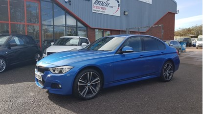 Picture of BMW 335 D M-SPORT SALOON X-DRIVE