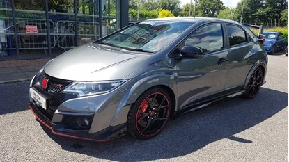 Picture of CIVIC TYPE R GT FK2
