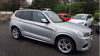 Picture of BMW X3 M SPORT